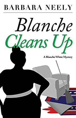 book cover of Blanche Cleans Up