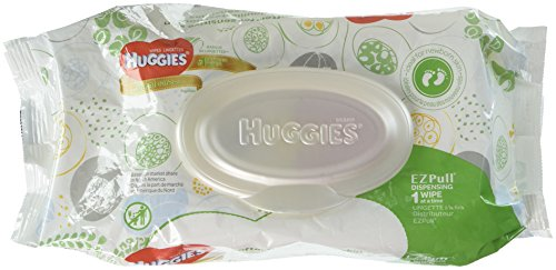 HUGGIES Natural Care Baby Wipes, 56 sheets from HUGGIES