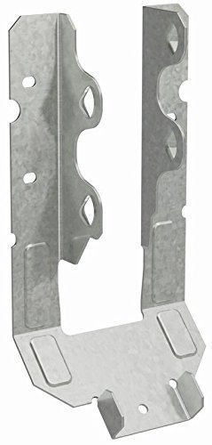 Price comparison product image 25 Pack Simpson Strong Tie LRU26Z 2 x 6 Rafter Hanger with Adjustable Slope Z-Max Finish by Simpson Strong-Tie