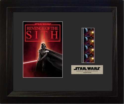Sith Mini Cell - Star Wars Episode III: Revenge of the Sith Framed Special Edition Film Cell Presentation