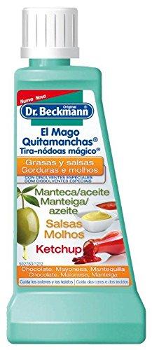 Beckman - Quitamanchas grasa aceite beckman 50 ml