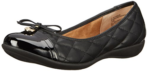 Quilted Ballet Flats Shoes - 9