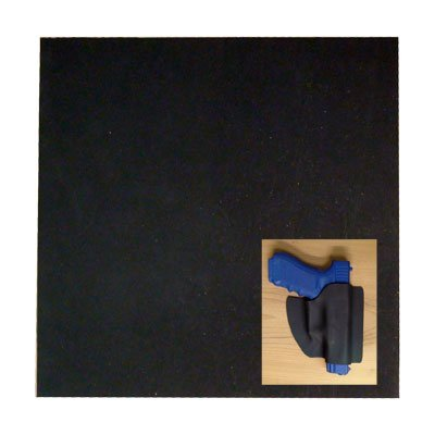 Springfield Leather Company Kydex T Calcutta Black .08 12