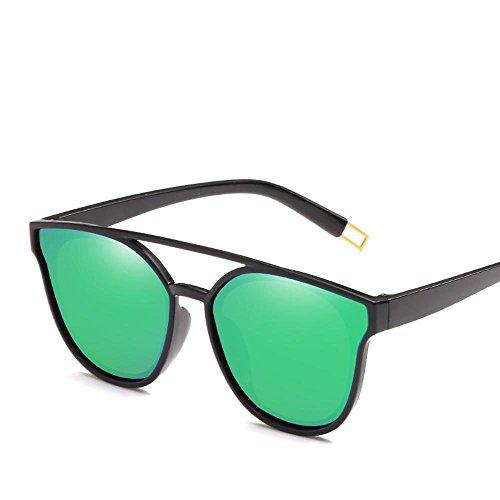 del A Gafas Gafas Regalos Coreana Estilo Mismo versión de de creativos de Gafas Personalidad Europeo Moda de Sol Sol Gafas HD Sol Axiba Hombre CqwgTtW