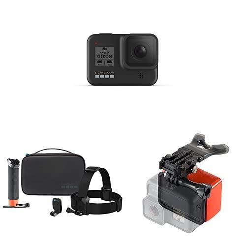 🥇 GoPro Hero8 Black Camera Bundle with Adventure Kit