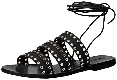 Slipper Sol Union Sandal black Sana Women's Black rIqq01