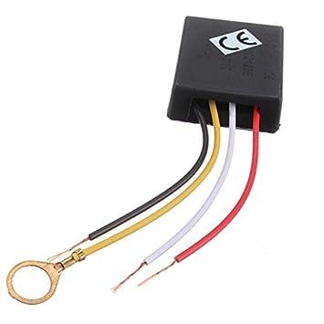 Ladicha Ac 220V 3-Wege-Touch-Sensor-Schalter Dimmer Lampe ...