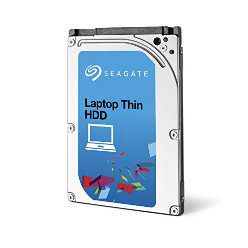Seagate Laptop Thin 250 GB 5400RPM SATA 3Gb/s 16 MB Cache 2.5-Inch Internal Notebook Hard Drive (ST250LT012)