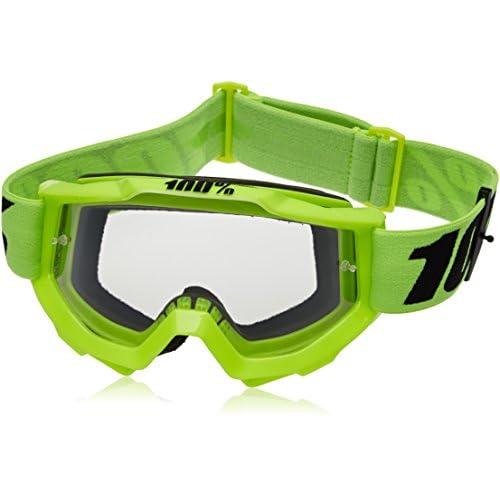 100% 50200-004-02 Accuri Masque de VTT Vert
