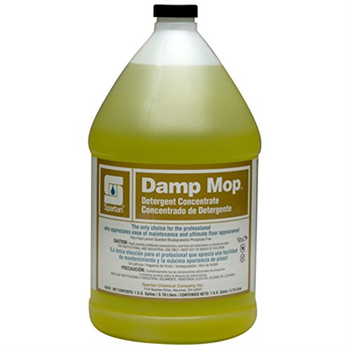 1 Gallon Spartan Damp Mop Cleaner - 4 per case by Spartan (Image #1)