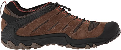 7 Stretch Boots Limit Men's Brown Rise Stone Merrell Hiking Low Cham Merrell FEAZwqq1