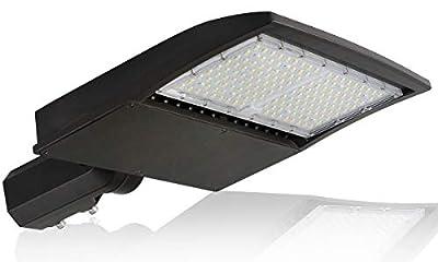 150 Watt LED NextGen Parking Lot Lights - 19,000 Lumen - Super Efficiency 130 Lumen to Watt - 5000K