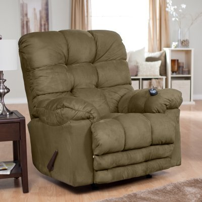 Catnapper Deluxe Magnum Heat and Massage Rocker Recliner