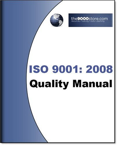 Iso  Quality Manual The  Store