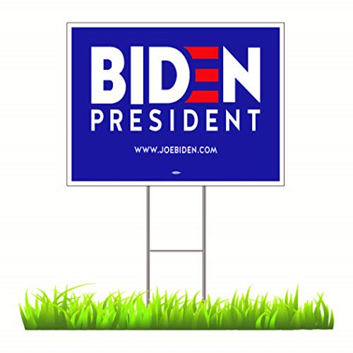 - Shop Democratic Biden President Blue Yard Sign 24