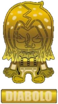 Pansonwakusu Jojo deco meta 17 G Diavolo (jap?n importaci?n): Amazon.es: Juguetes y juegos