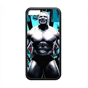 meilz aiaiSVF WWE Brock Lesner Wrestling Fighting Black Phone Case for ipod touch 5meilz aiai