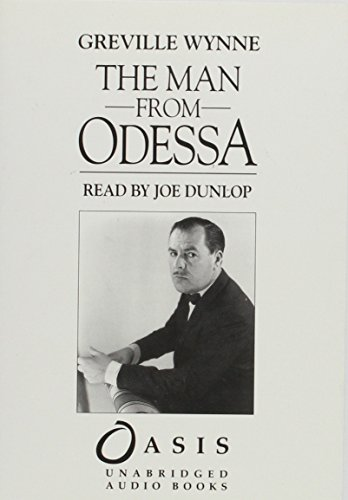 The Man From Odessa (Isis Series/8 Audio Cassettes)