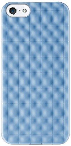 KATINKAS Cube-Custodia morbida per Apple iPhone 5, colore: blu