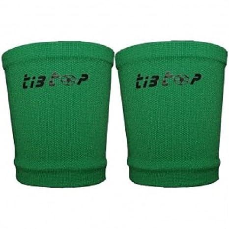 a buon mercato moda più desiderabile presentando Uhlsport Tib Top Standard - Fascia reggi parastinchi, verde ...