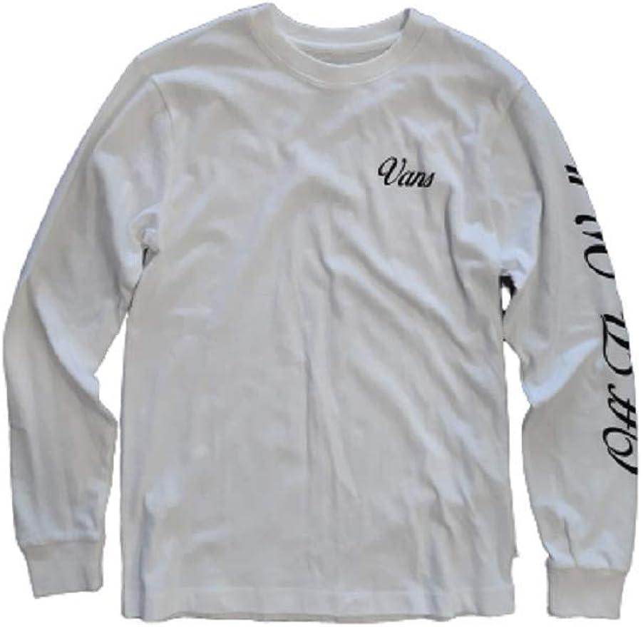 Brush Off White Long Sleeve Shirt Size