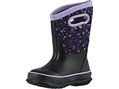 Waterproof and light weight rain boot is made with a durable rubber over a four-way stretch inner bottie for dry feet. Made with 7mm neo-tech insulation to keep feet warm and comfortable in cold weather. Comfort rated to -30 degrees F/-34 deg...