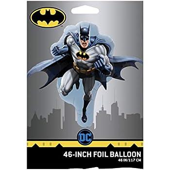 Amazon.com: Batman Fiesta de cumpleaños globo globo 40 ...