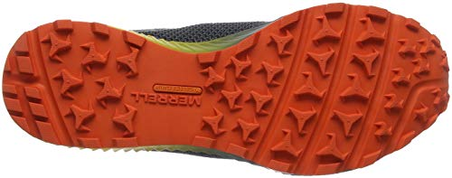 Orange Sur Route Gtx All Course Orange Crush Out Merrell De Chaussures Hommes Pour orange 2 Tf71wx