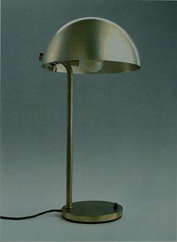 Marianne Brandt Bauhaus – metálico lámpara de Mesa () – Cuadro con ...