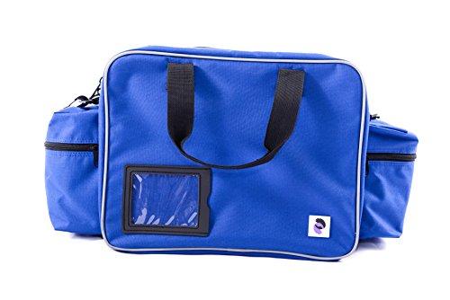 Nurse and Home Health Professional Bag (blue) - Bags Home Health