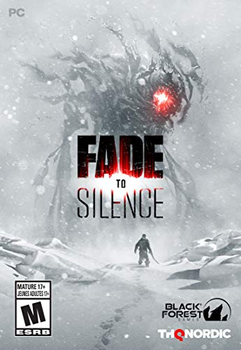 Fade to Silence - PC - Pc Games Horror