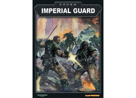Games Workshop Imperial Guard