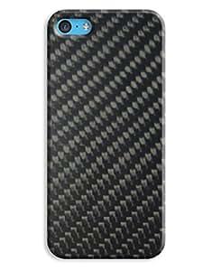 Carbon Fibre Case for your iPhone 5C wangjiang maoyi
