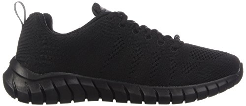 Synergy Black Sneaker 2 0 Damen Skechers xSzwqAOw