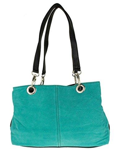 Girly Handbags - Bolso de hombro Mujer turquesa