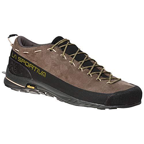 La Sportiva TX2 Leather Approach Shoe, Chocolate/Avocado, ()