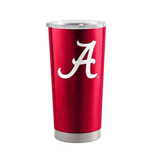 NCAA Alabama Crimson Tide Ultra Tumbler, (Alabama Insulated Bottle)