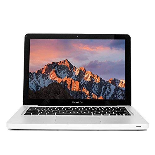 Apple MacBook Pro 13in 2.3GHz i5, 8GB Memory, 500GB Solid State Hybrid Drive, MacOS 10.12 Sierra (Renewed) Airport Extreme Card 802.11n
