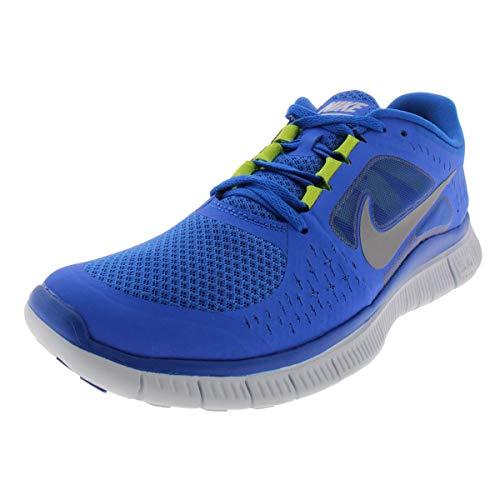 c493de6b7d2e Nike Free Run 3 Soar Blue Reflect Silver 2012 New Mens Running Shoes  510642-401  US Size 9.5