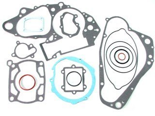 Outlaw Racing OR3754 Complete Full Engine Gasket Set Suzuki RM250 1992-1993 Dirt Kit