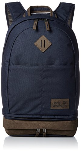 Price comparison product image Jack Wolfskin Shoreditch Rucksack, Night Blue, 18 + 2 L