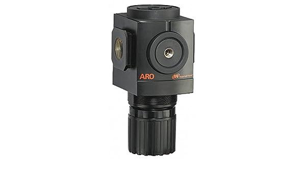 NPT,290 cfm,250 psi ARO R37461-600 Air Regulator,1 In