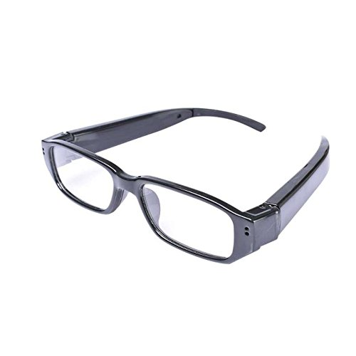 720P HD Camera Eyewear Hidden Camera CoolBox XFD Fashion Eyeglasses Spy Hidden Camera Eyeglasses Photo Taking Loop Recordinng Max Support 32GB SD