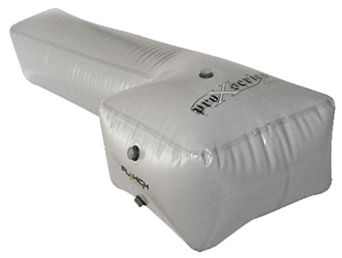 Fat Sac Wakesurf Wakeboard Boat Floor Ballast Ultimate Bag - Body 60 x 24 x 16 Arm 35 x 12 x 16-1150 lbs Gray