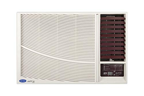 Carrier 1.5 Ton 5 Star Window AC (Copper, Estra Neo, CAW18SN5R39F0, White)