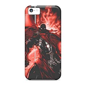 LJF phone case iphone 5/5s Case Slim [ultra Fit] Spawn I4 Protective Case Cover