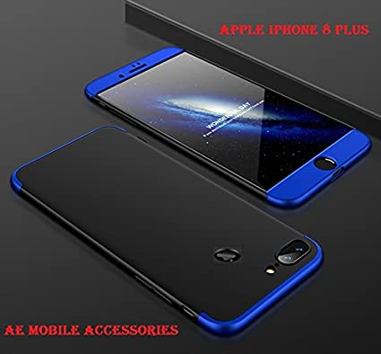 the best attitude 5a3c8 f2120 Ae Mobile Accessories APPLE IPHONE 8 PLUS GKK Series: Amazon.in ...