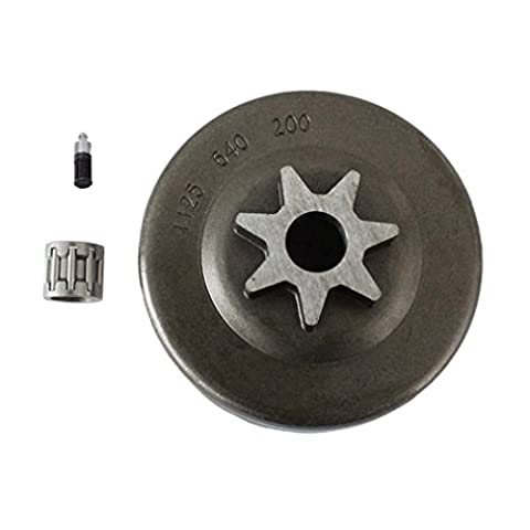 Janrui Clutch Drum Sprocket Cover Bearing for Stihl 034 036 039 Ms290 Ms340 Ms390 (Stihl Ms310 Bar And Chain)