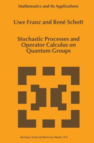 Stochastic Processes and Operator Calculus on Quantum Groups (Mathematics and Its Applications)
