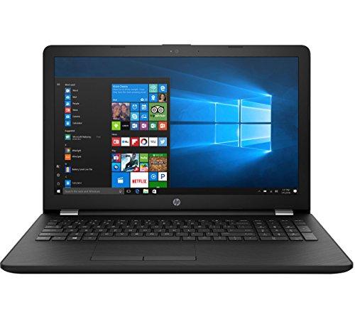 Hp 15-BS 539TU Laptop With Intel Core I5,7200U Processor/4GB/1Tb/15.6″ Full Hd Screen/Windows 10/2.16 Kg/Black